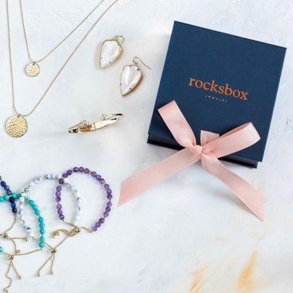 Rocksbox Subscription Box